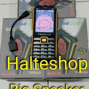 Brandcode B8c Power Big Speaker Big Battery Tokopedia