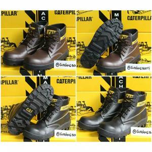 Sepatu Safety Caterpillar Tokopedia