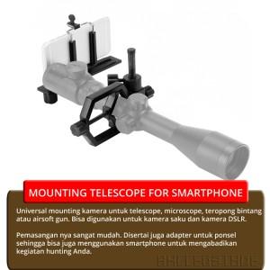 Universal Mounting Camera Mounting Camera Mounting Hp Bracket Hp Tokopedia