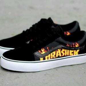 Sepatu Vans Thrasher Tokopedia