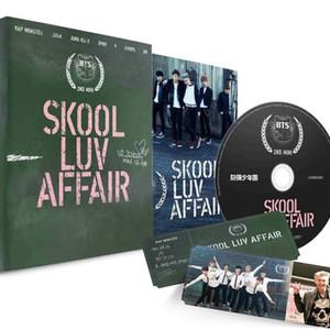 [CD Album Original] BTS - Skool Luv Affair