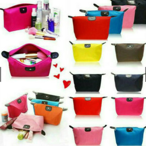 Tas Dompet Kosmetik Pouch Import Cosmetic Bag Tokopedia