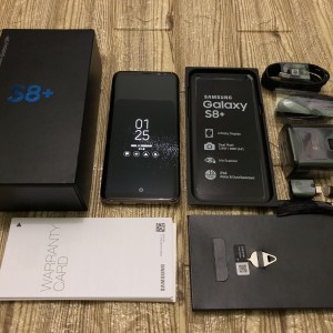 Samsung Galaxy S8 Plus 64gb Ram 4gb New Ori Bnib Tokopedia