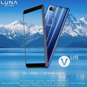 Smartphone Luna V55 Tokopedia