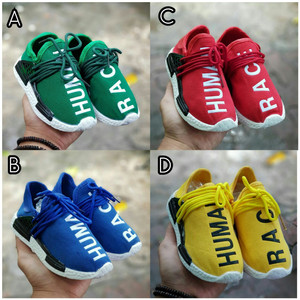 Sepatu Anak Adidas Human Race Made In Vietnam Tokopedia