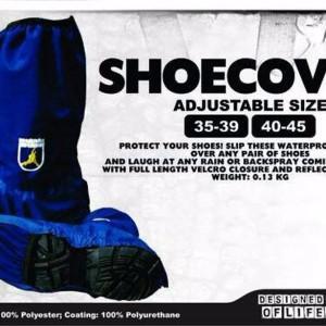 Pelindung Kaki Dan Sepatu Gaiter Makalu Outdoor Tokopedia