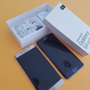 Samsung Galaxy S6 Edge 64gb Fullset Mulus Tokopedia