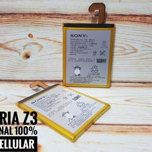 Sony Xperia Z3 Big Second Bekas Original Tokopedia