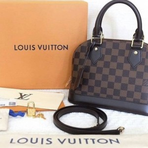 Jual COMPLETE BOX - Tas Louis Vuitton LV Alma Bb Damier Bag 100% ORIGINAL e7af02ac80