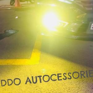 Lampu LED Mobil Headlamp Foglamp H11 H8 H16 C6 COB 36W 3000K Kuning