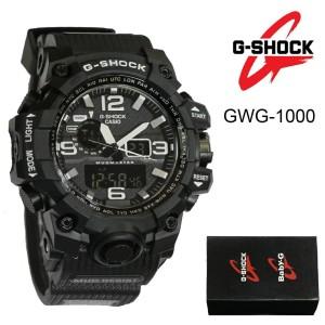 Jam Tangan G Shock Gwg 1000a Tokopedia