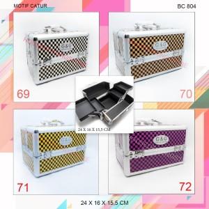 Jual Beauty Case Tas Makeup Kotak Kosmetik Big Size Tokopedia