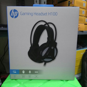 Hp H100 Headset Gaming Headset Tokopedia
