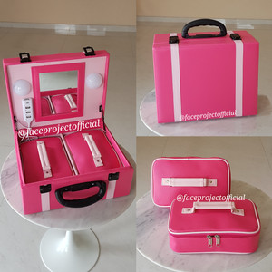 Koper Make Up Case Beauty Case Makeup Kotak Rias Tas Kosmetik Box Tokopedia