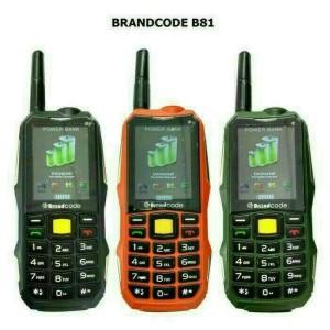 Brandcode B81 10 000mah Battery Hp Powerbank Garansi Resmi 1 Tahun Tokopedia