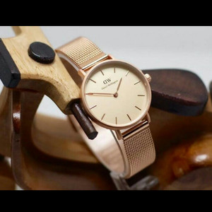 Jam Tangan Daniel Wellington Rose Gold Tokopedia