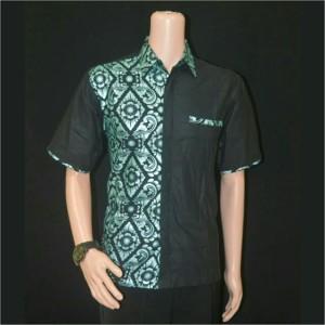 Hem Batik Baju Pria Keren Tokopedia