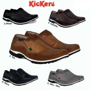 Sepatu Kickers Slop Tokopedia