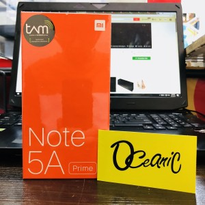 Xiaomi Redmi Note 5a Prime Ram 3gb 32gb Snapdragon Grey Tokopedia