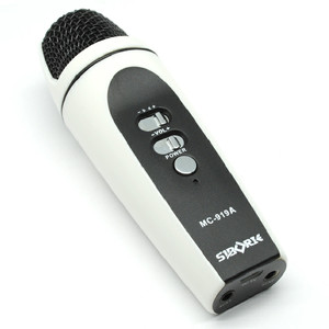 Ktv Siborie Mobile Microphone For Smartphone And Pc Bagus Milenial Tokopedia