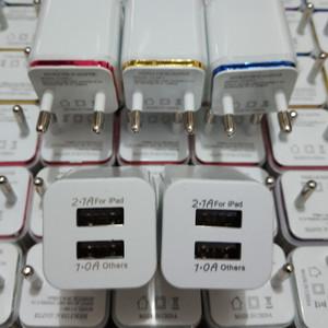 Jual BATOK KEPALA CHARGER METALIC YU300 2 USB / ADAPTER 2USB DOUBLE ADAPTOR