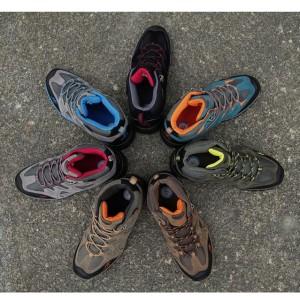 Sepatu Gunung Snta 491 Series Outdoor Adventure Traveling Tokopedia