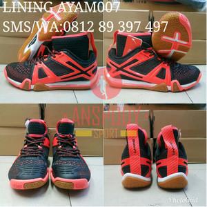 Sepatu Badminton Lining Ayam 007 Tokopedia