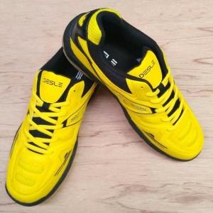 Sepatu Badminton Desle De171 Kuning Tokopedia