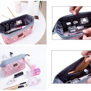 Pouch Dompet Tas Kosmetik Make Up Organiser Tokopedia