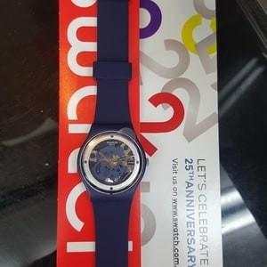 Dijual di tokopedia oleh Swatch Squelette Blue Gn245 Original Garansi Resmi dengan harga Rp 733.000,