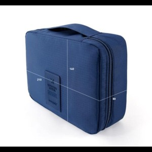 Big Sale 305 Travel Bag Tas Kosmetik Travelling Organizer Tas Multifungsi Tokopedia