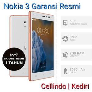 Nokia 3 Ram 2gb Internal 16gb Garansi Resmi Tokopedia