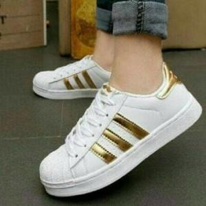 Sepatu Adidas Gold Km35 Tokopedia