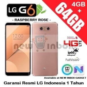 Lg G6 Ram 4gb 4g Lte Fullset Tokopedia