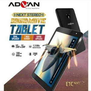 Advan E1c Nxt Tokopedia