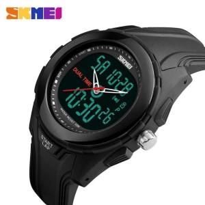 Jam Tangan Pria Cowok Skmei Sport Watch Waterproof Model Gshock Casio Swiss Army Ps080 Tokopedia