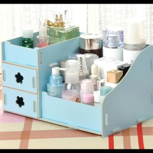 New Rak Kosmetik Mini Cosmetic Storage Mini Murah Tokopedia