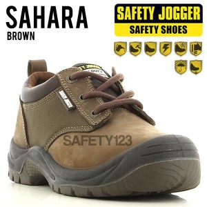 Sepatu Safety Jogger Sahara Brown Tokopedia