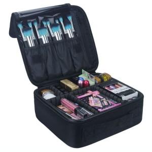 Sale Tas Kosmetik Koper Makeup Tas Makeup Beauty Case Tokopedia