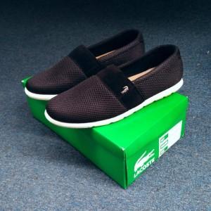 Sepatu Santai Pria Lacoste Slop Trendy Kulit Suede Sepatu Santai Sepatu Jalan Sepatu Sekolah Sepatu Joging Sepatu Kulit Sneaker Slip On Casual Sepatu Kerja Adidas Nike Tokopedia