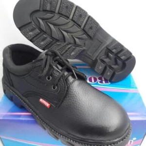 Sepatu Safety Boyken Pendek Tokopedia