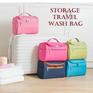 Tas Kosmetik Storage Travel Wash Bag Toiletry And Cosmetics Bags Tokopedia