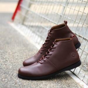 Sepatu Pria Kulit 02 Tokopedia