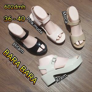 Wedges Sandal Wedges Sendal Wedge Sepatu Sandal Wanita Tokopedia