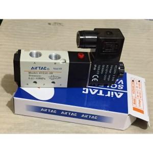AIRTAC 4V210-08 220VAC