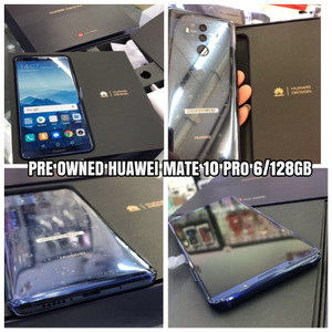 Huawei Mate 10 Pro 128gb Ram 6gb New Bnib Ori Tokopedia