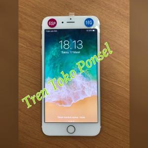 Handphone Iphone 6s 16gb No Fingerprint Gold Ori Second Tokopedia