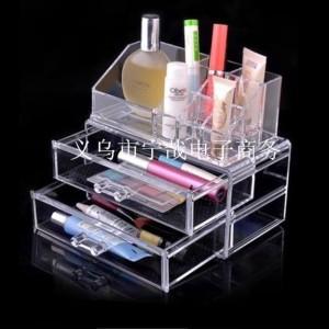 Tempat Kosmetik Akrilik Rak Acrylic Asli Tokopedia