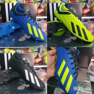Sepatu Bola Adidas X18 Tokopedia