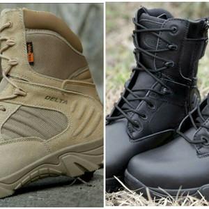 Sepatu Delta Army Pdl Tokopedia
